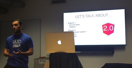 Talk about Angular 2 with Rafael Audy Glanzner