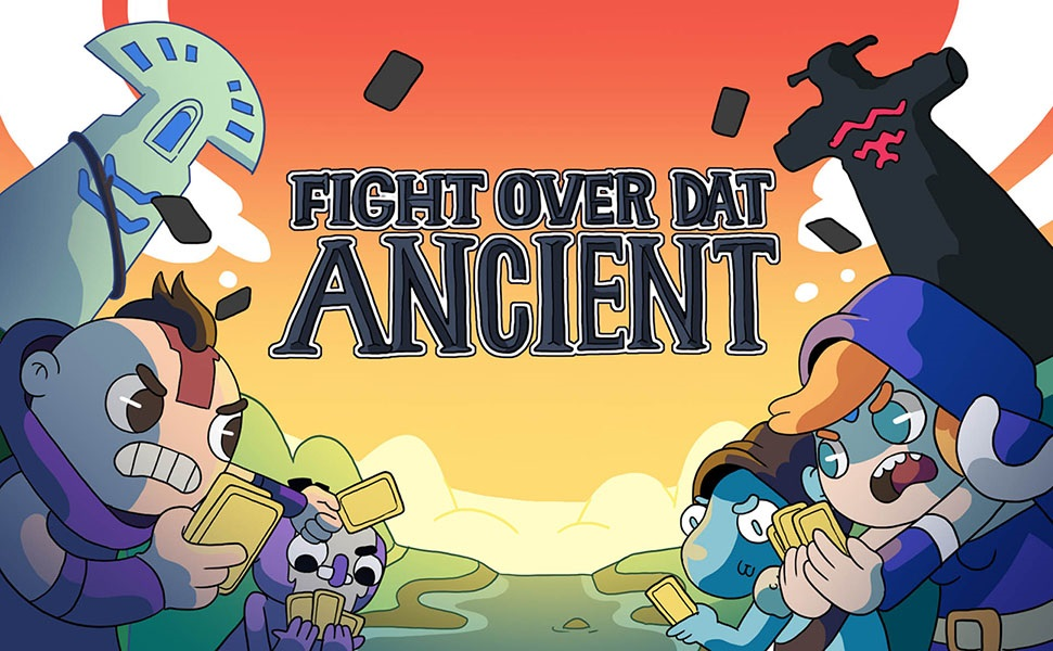 Fight Over Dat Ancient