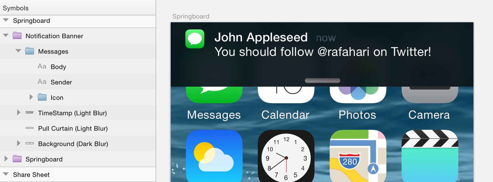 GitHub - rafaelconde/ios8-ui-kit: And extended and updated to iOS 8