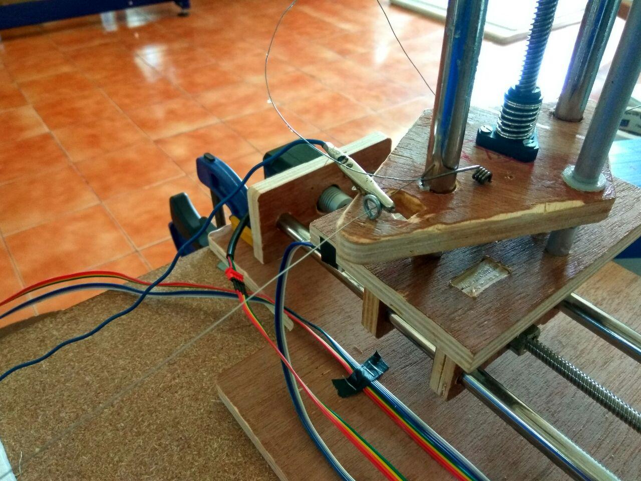 hot wire attachment