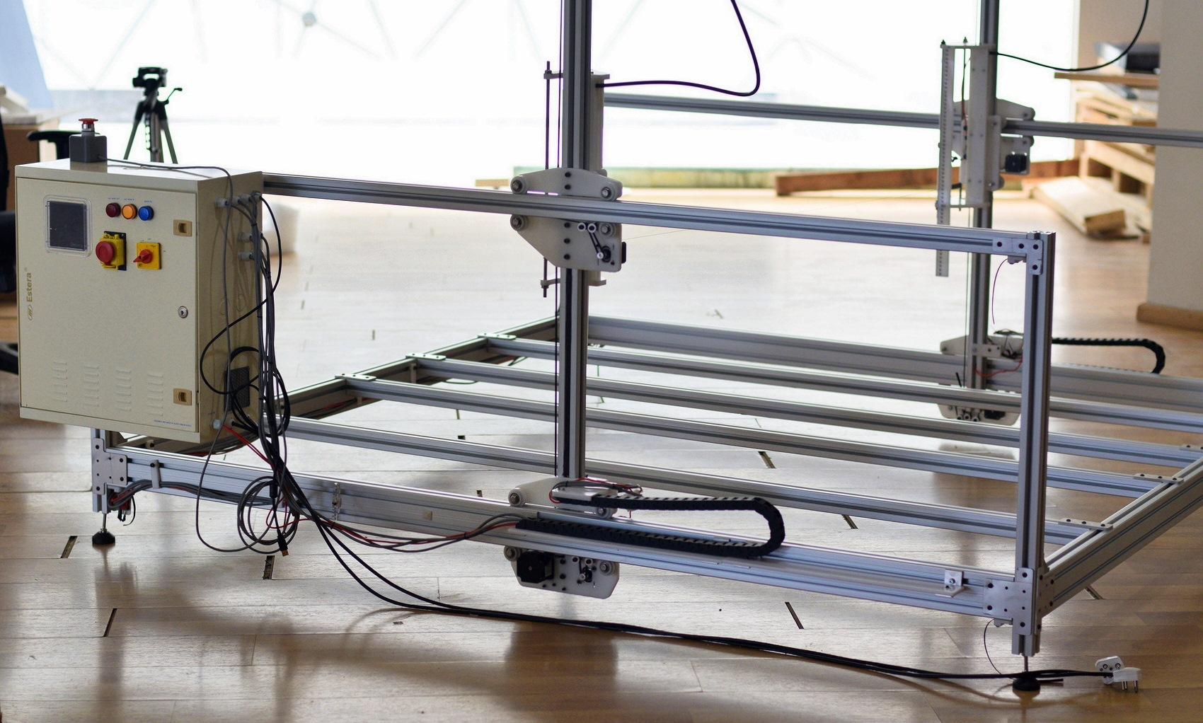 CNC Foam cutter