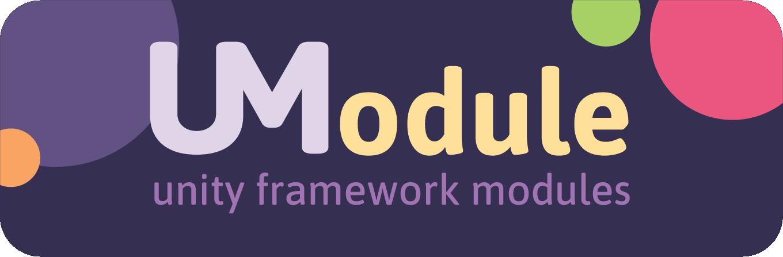 UModule: Unity Framework Modules