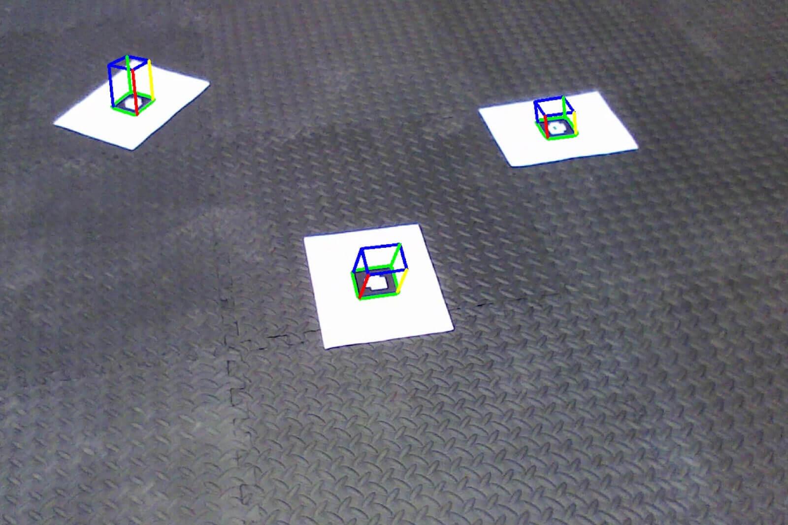 AR Tag Tracking