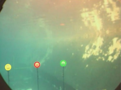 Underwater Buoy Detection