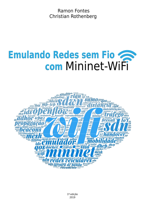Mininet-WiFi book cover