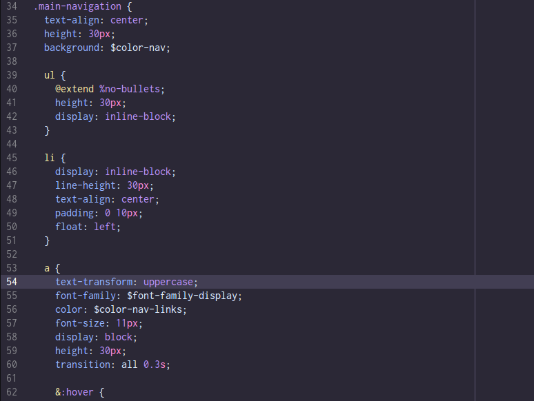 Skeletor Syntax screenshot 1