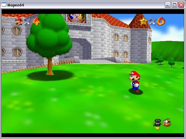 Mupen64 - N64 emulator on Windows