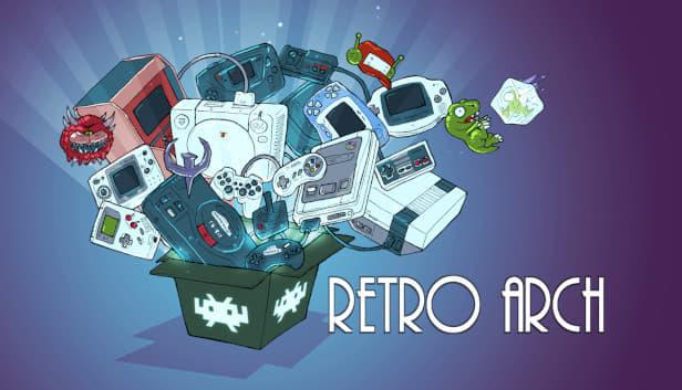 RetroArch- N64 emulator
