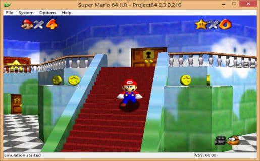 Project64 - N64 emulator