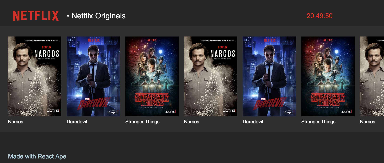 Movie List Demo