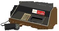Astrocade console