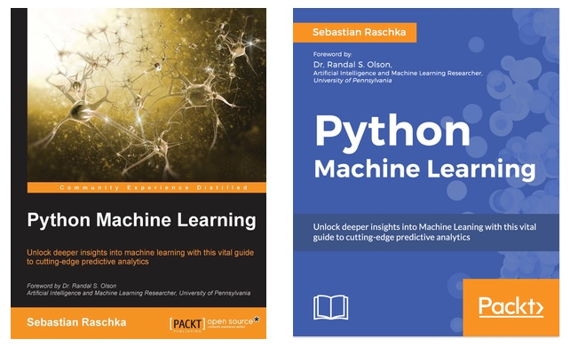 Python Machine Learning book code repository