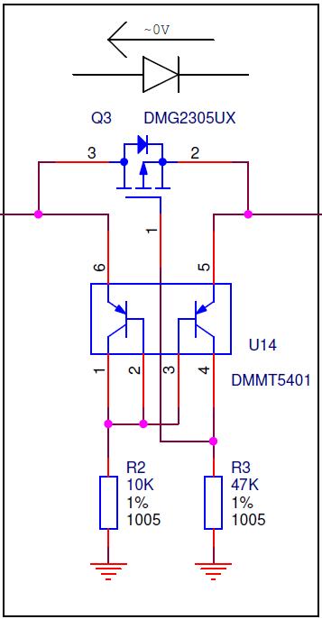 Pi ZVD circuit sample
