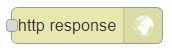 NodeRED HTTP Response
