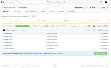 GitHub Codebase