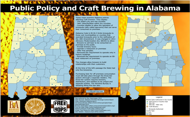 Public Policy and Craft Brewing in Alabama