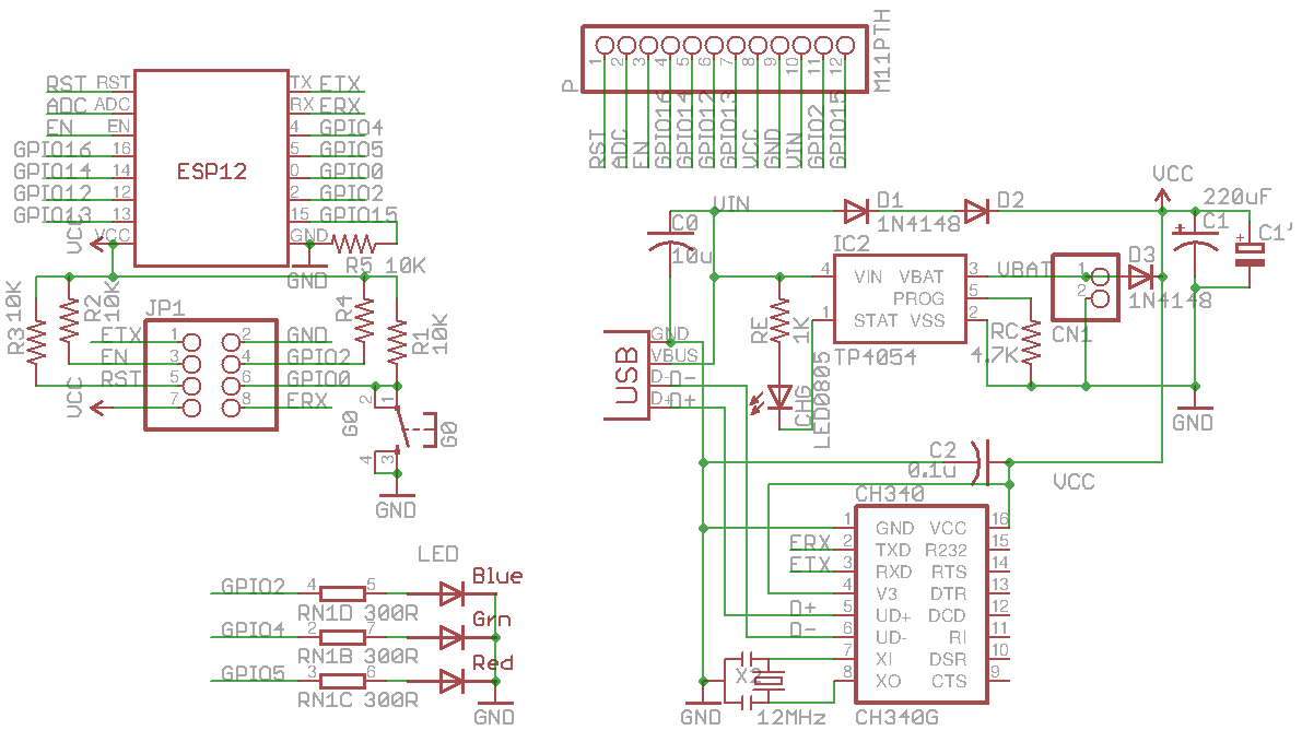 Lithium Batter For 33v Circuit Page 1 More On Schematics See As You Can Hes Using Diodes To Provide A Voltage Drop Im Not Sure Which By I Measure Of 05v Across D1 And The Same D2