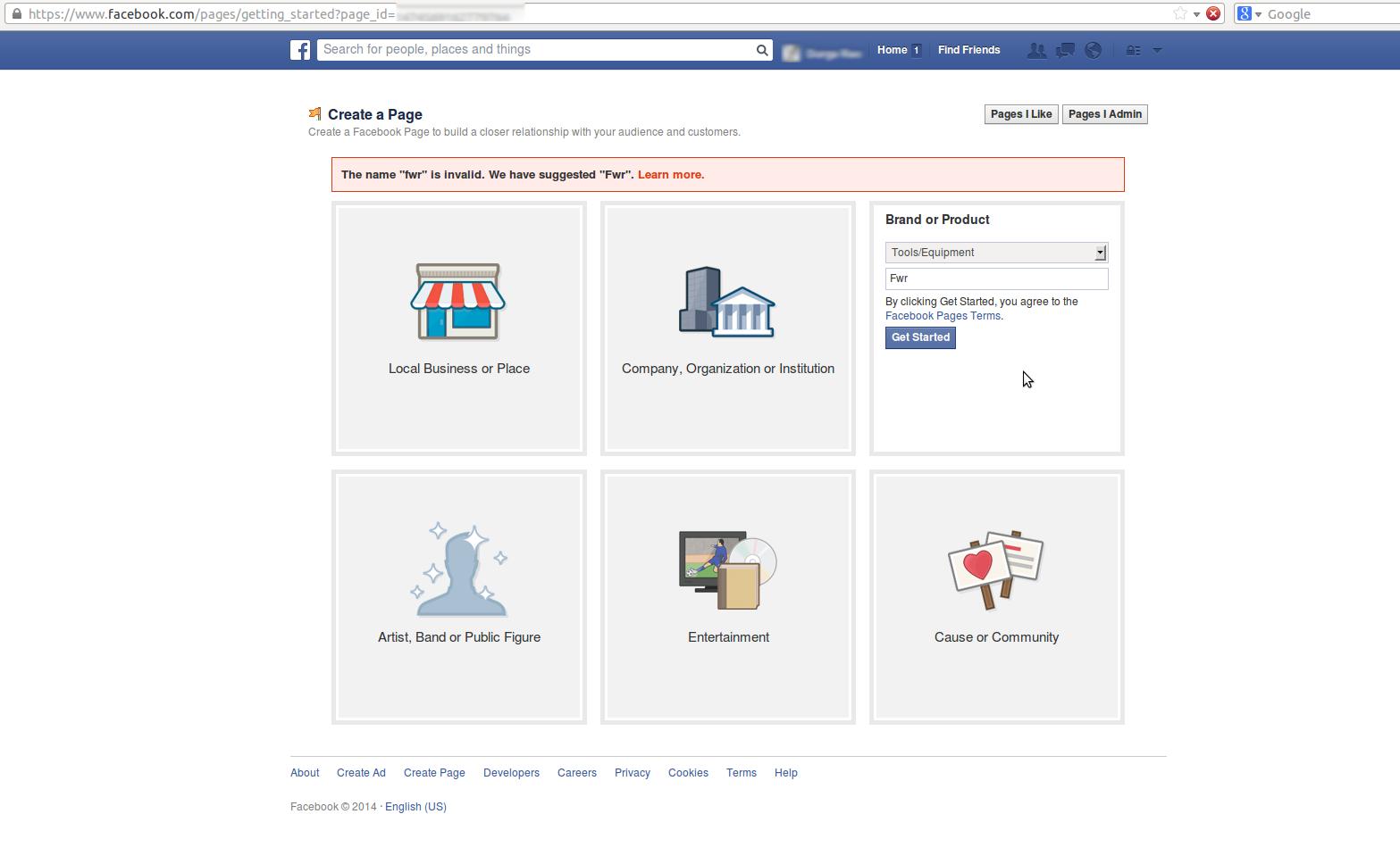 facebook login we