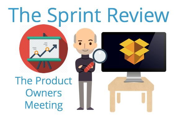 full-stack agile - The Sprint Review, The Product Owners Meeting | Agile  software development, Agile, Scrum