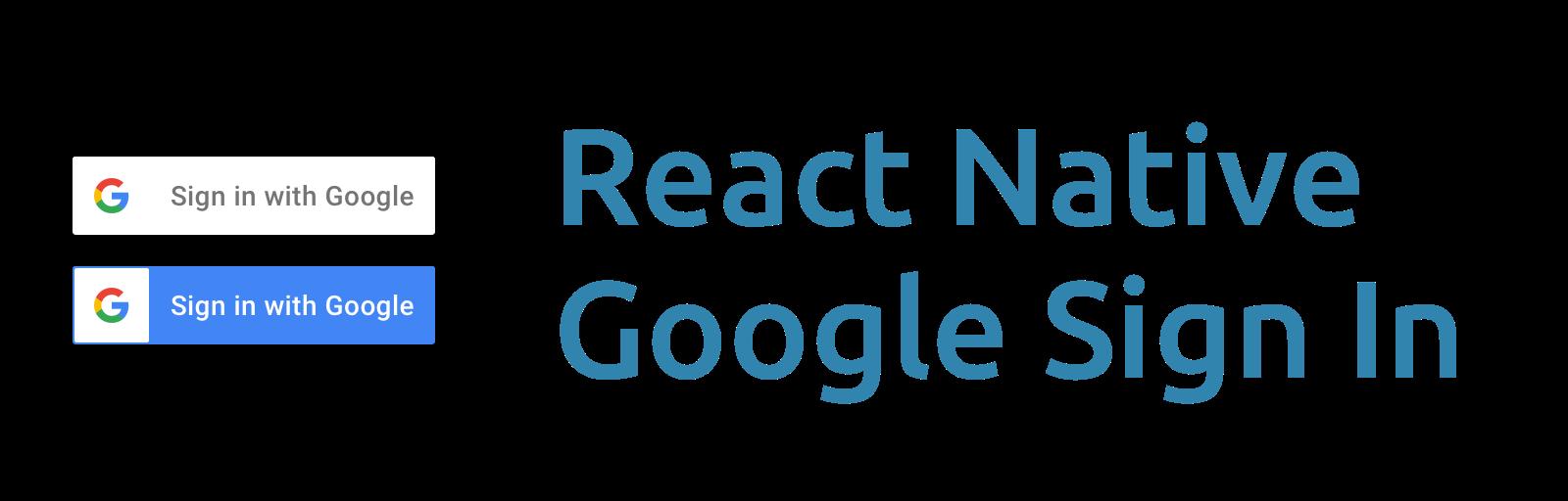 react-native-google-signin - npm