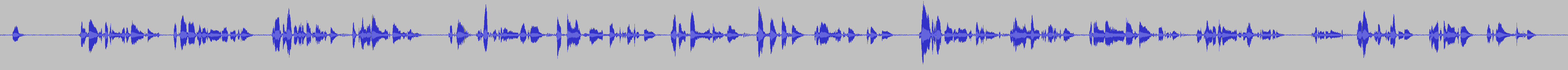 Waveform C, the real audio converted to mono WAVE