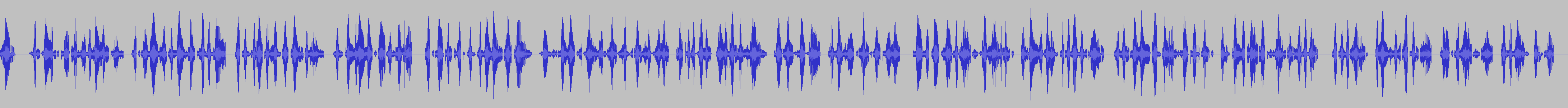 Waveform S, the synthesized audio wave