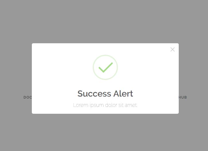 SuccessAlert