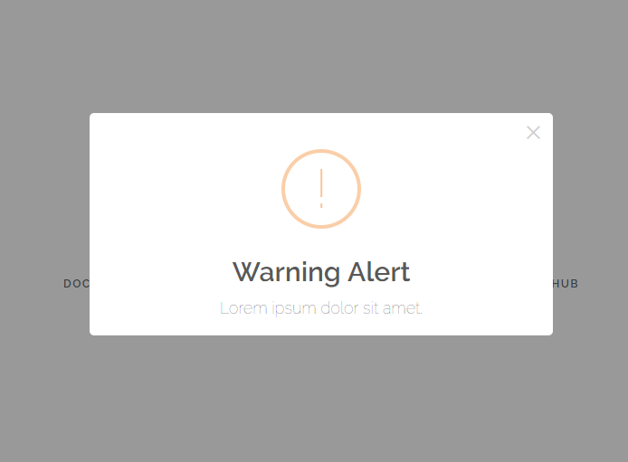 WarningAlert