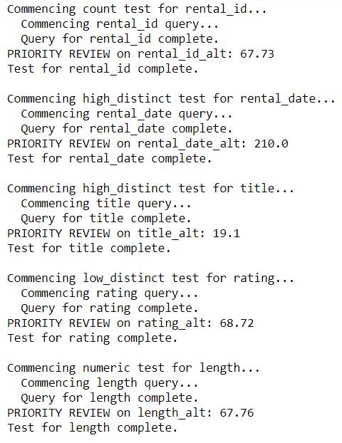 sql-test 0 1 5 on PyPI - Libraries io