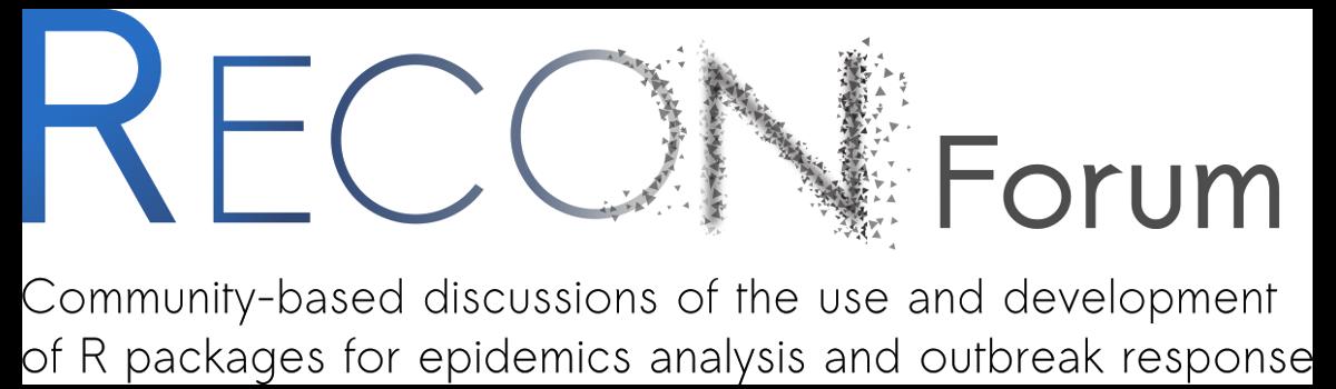 RECON forum logo