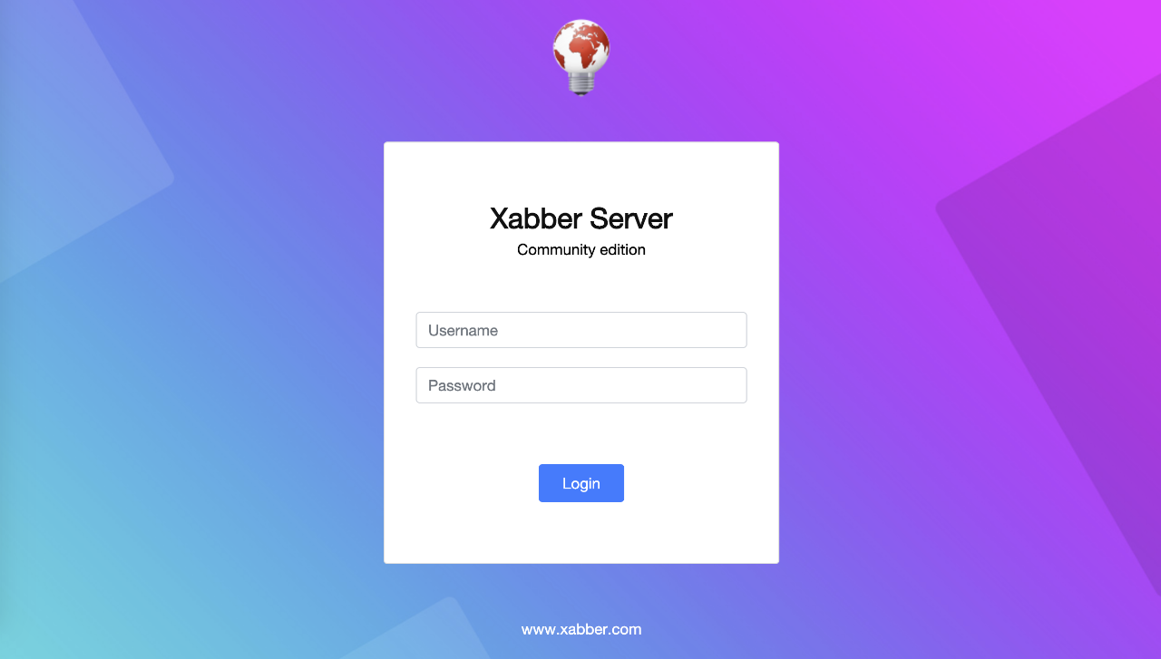 Welcome to Xabber Server