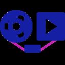 reel2bits logo