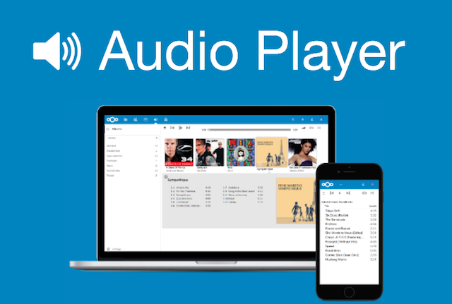 Audio Player - Apps - App Store - Nextcloud