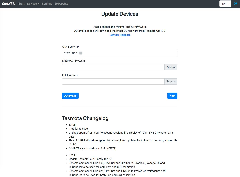 Device Update 1