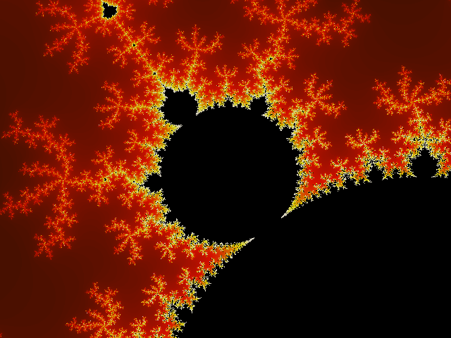 Drawing Mandelbrot Fractals With HTML5 Canvas And JavaScript