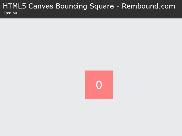 How To Make An HTML5 Canvas Game