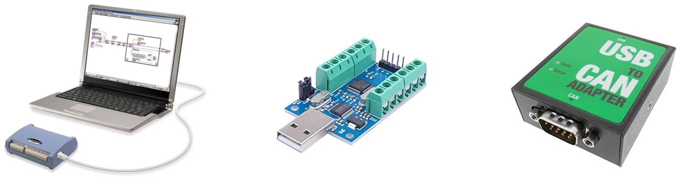 USB MCU devices