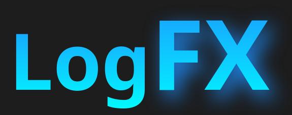 LogFX logo