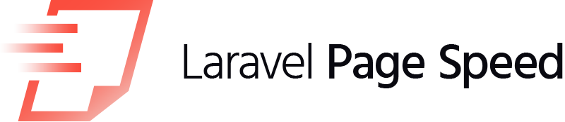 Laravel Page Speed logo