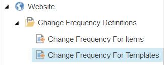 ChangeFrequency