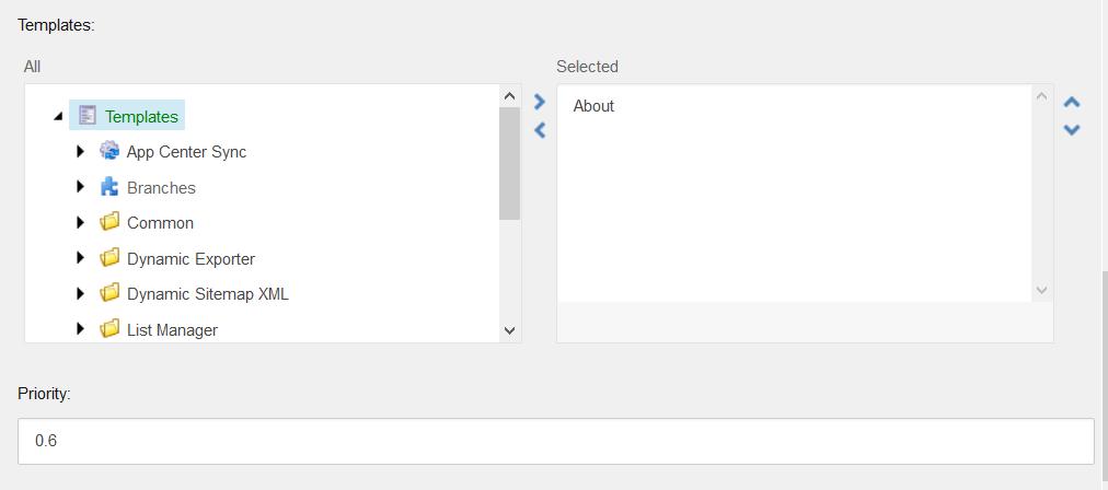 creating new sitemap configuration reokzk sitecore sharedsource