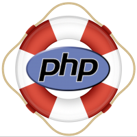 PHP-Resque Logo