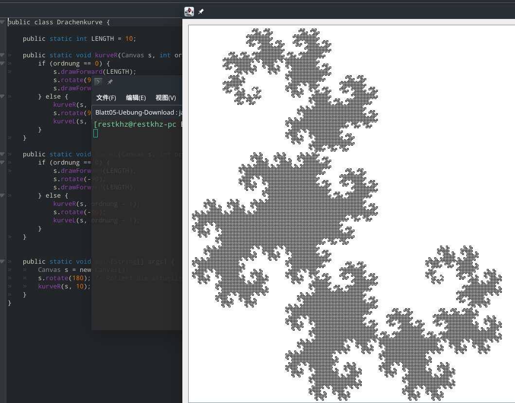 Dragon curve