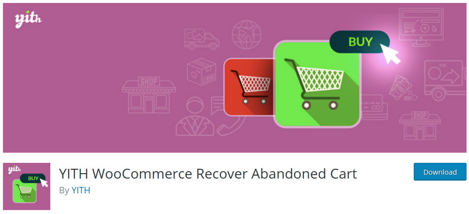 YITH - WooCommerce Recover abandoned carts