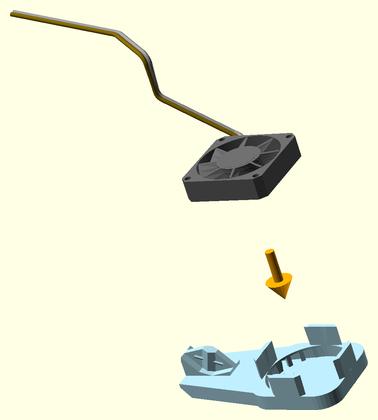 extruder_bridge_assembly_10 Step 10 Before