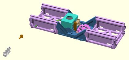 extruder_bridge_assembly_13 Step 13 Before
