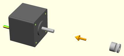 extruder_bridge_assembly_3 Step 3 Before