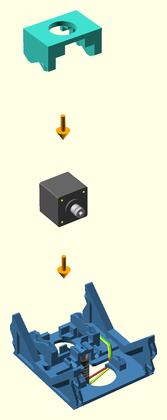 extruder_bridge_assembly_5 Step 5 Before