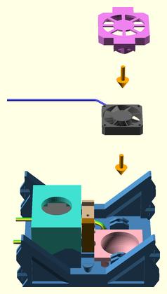 extruder_bridge_assembly_9 Step 9 Before