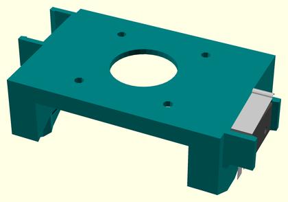 motor_mount_assembly Step 1 After